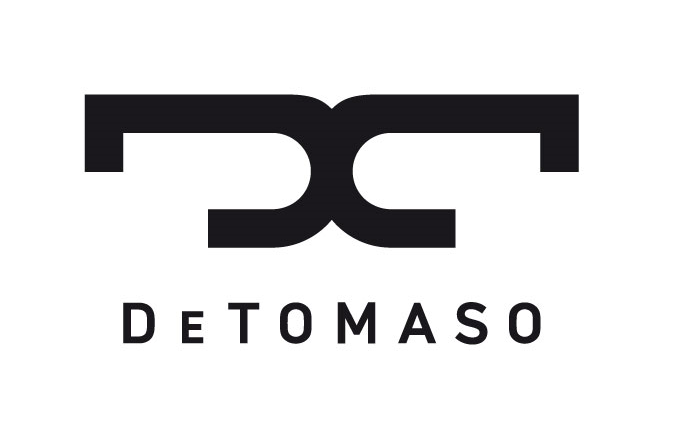 Detomaso Car Logo